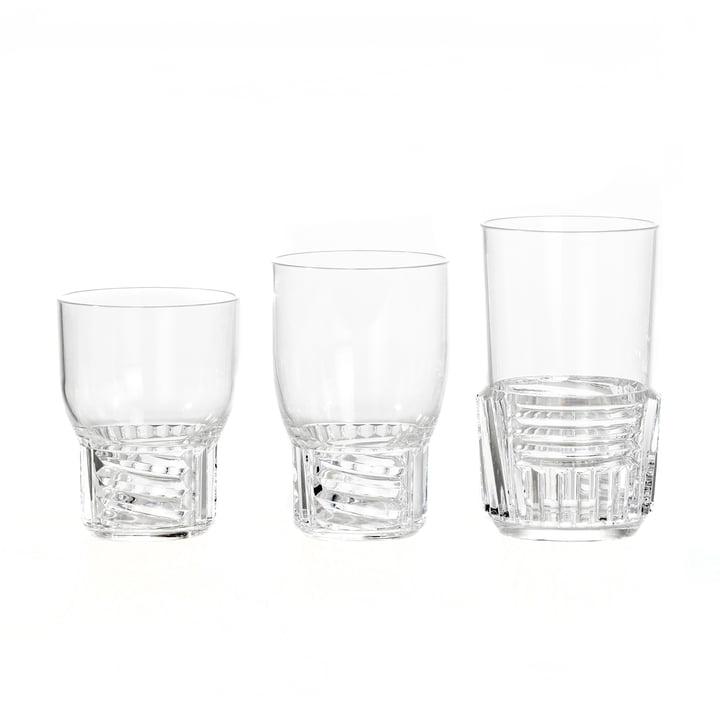 Kartell - Trama Drink Glasses