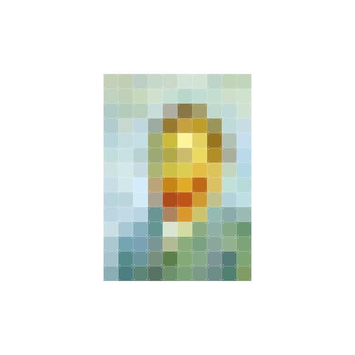 Van Gogh (Pixel) by IXXI 100 x 140 cm