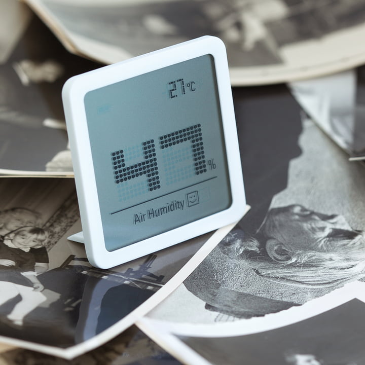 Selina Little Thermometer / Hygrometer by Stadler Form