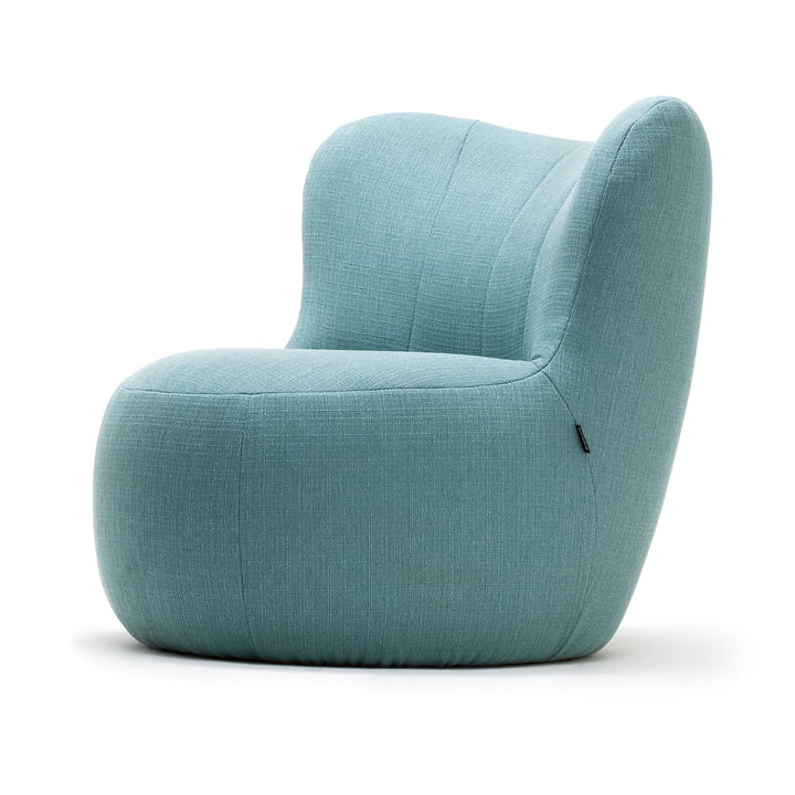 173 Armchair by Freistil in Pastel Turquoise(1031)