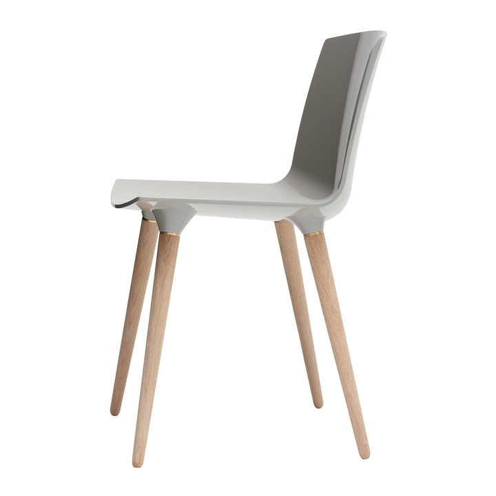 The Andersen Furniture - TAC Chair in Soaped Oak / Light Grey