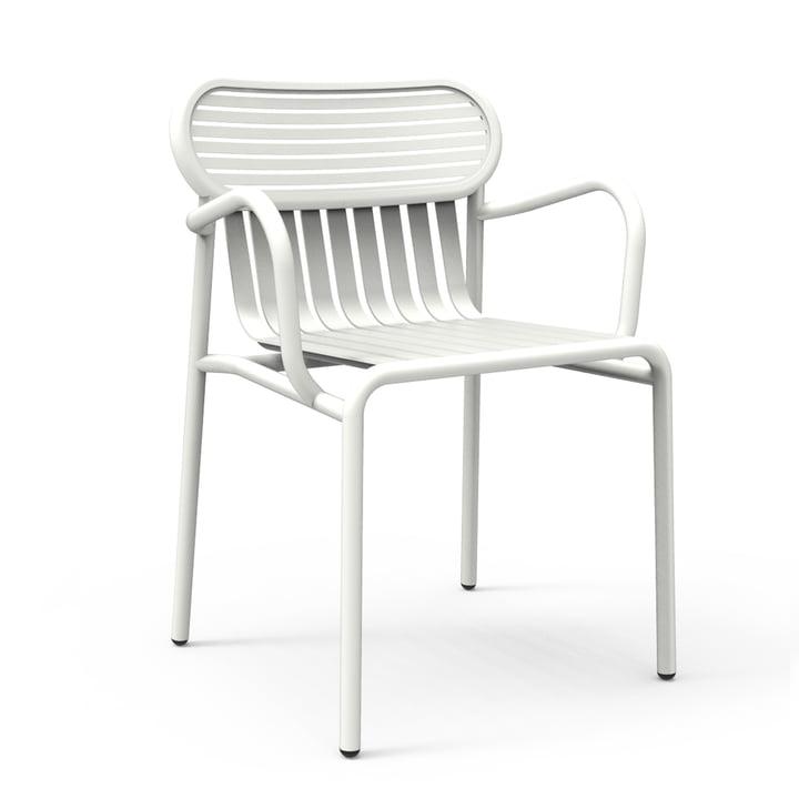 Petite Friture - Week-End Bridge Chair, white (RAL 9016)