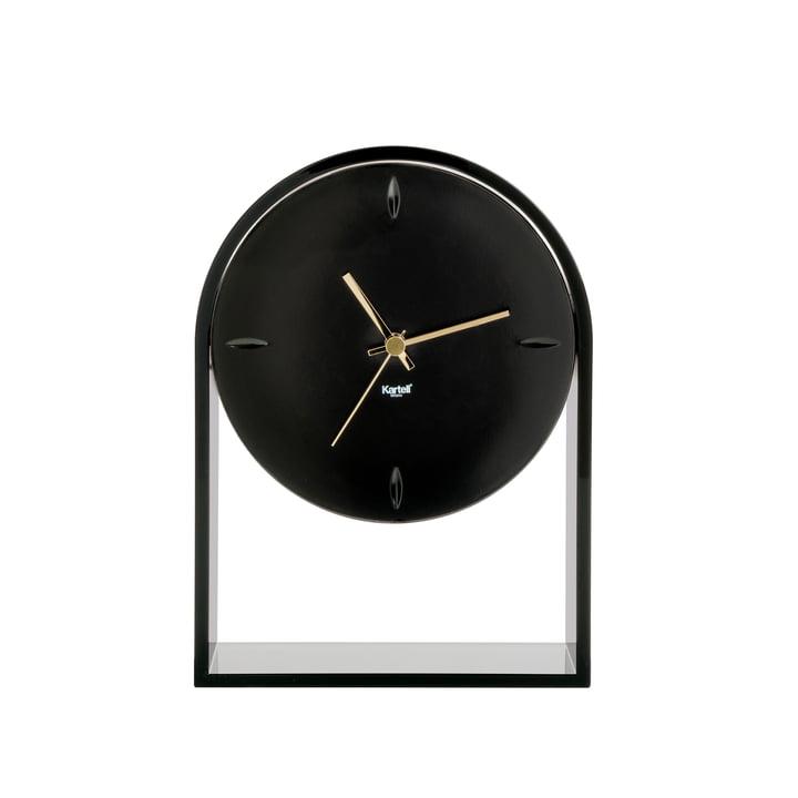 Kartell - Air du Temps Table Clock, Black