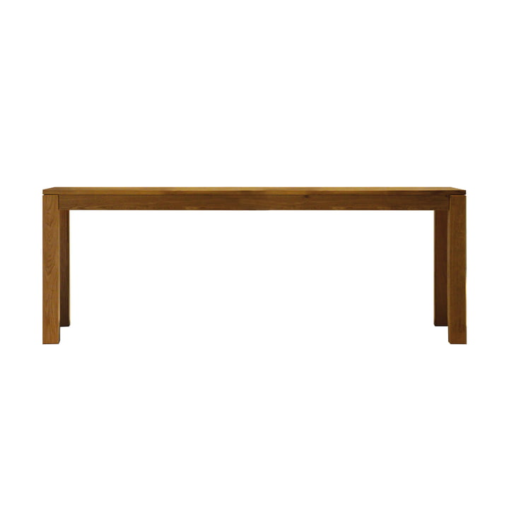 Cana Table 180 x 90 cm by Jan Kurtz in Oiled Oak