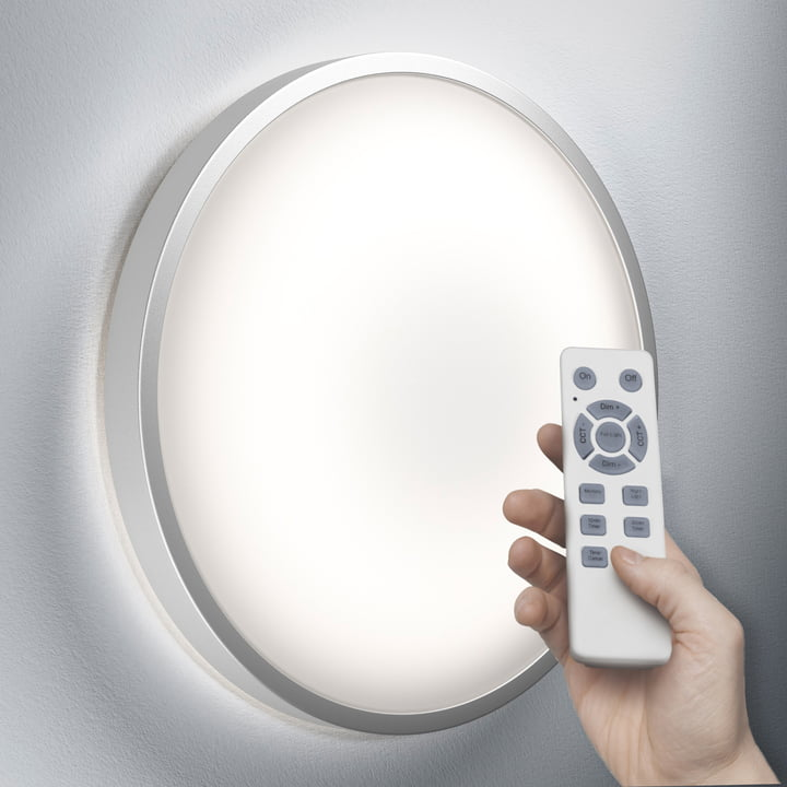 The Osram - Silara Remote LED Ceiling Light