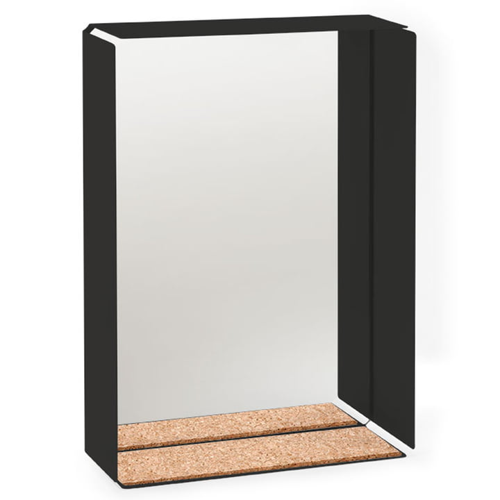 The Konstantin Slawinski - Mirror-Box, Black Body / Cork