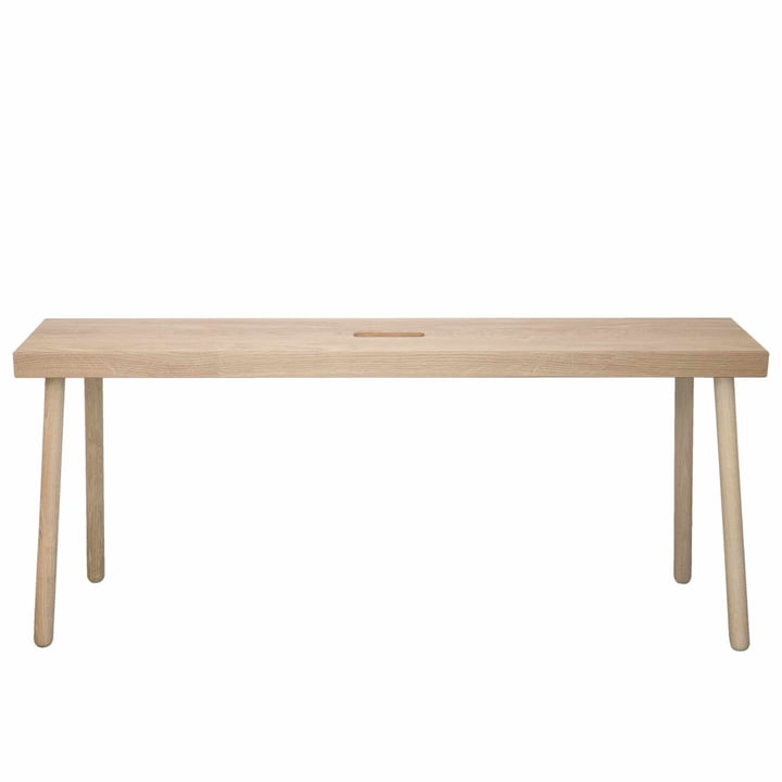The Kommod - Baenkk Bench in oak.