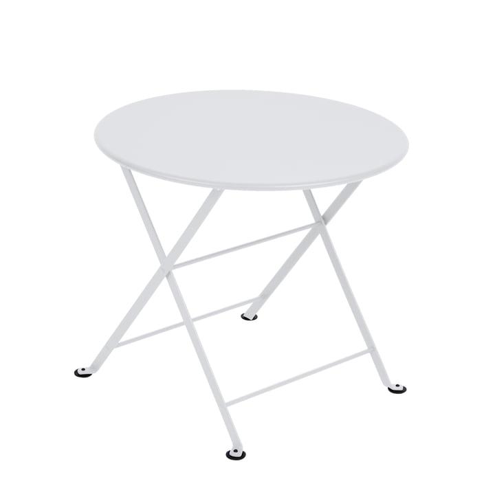 Fermob - Tom Pouce Low Table, cotton white