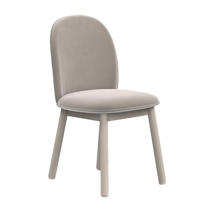 The Normann Copenhagen - Ace Chair Velour in beige