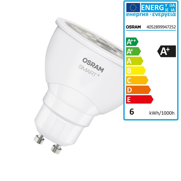 SMART+ LED PAR 16-Lampe (GU10 / 6 W) by Osram