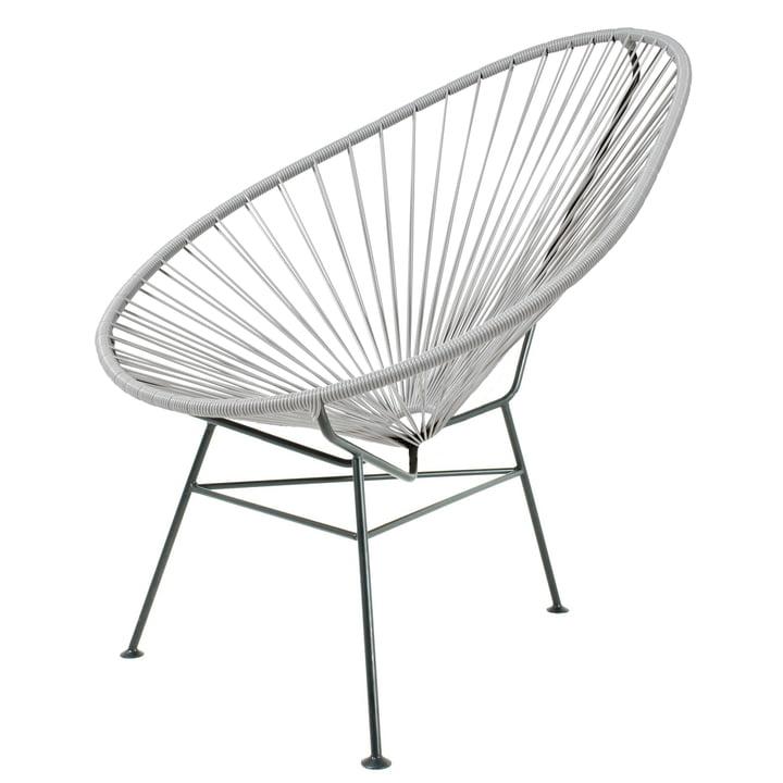 Acapulco Design - Acapulco Classic Chair in grey / black