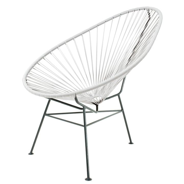 Acapulco Design - Acapulco Classic Chair, white / black