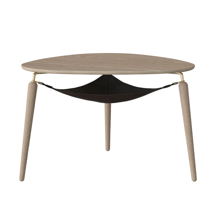 Hang Out coffee table from Umage in oak nature