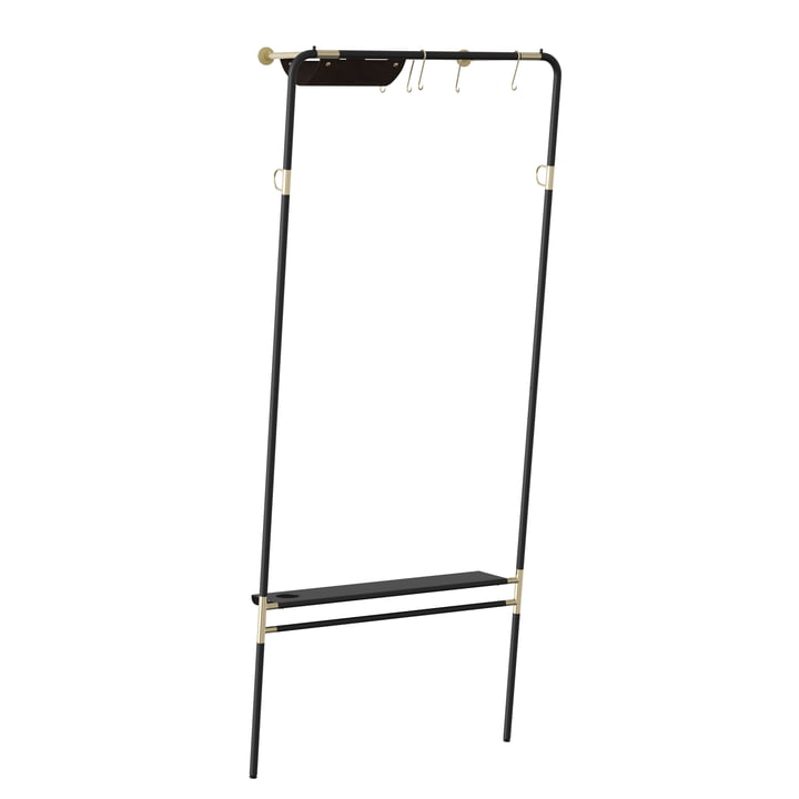Umage - Lean On Me Coat Rack, black