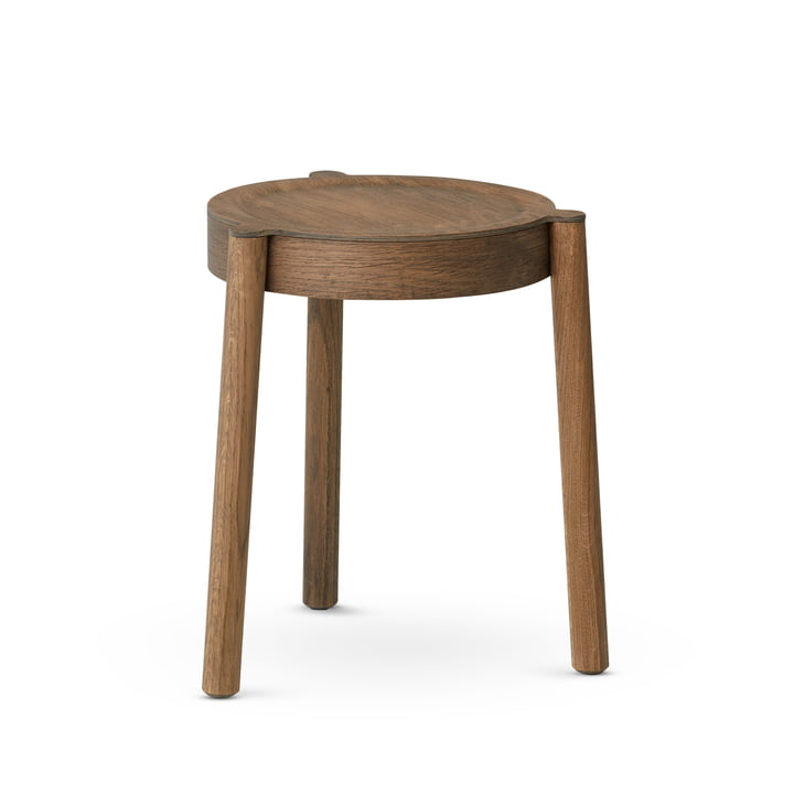 Northern - Pal Stacking Stool, smoked oak