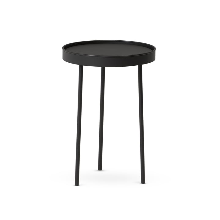Northern - Stilk Coffee Table small, Ø 35 x H 50 cm, black