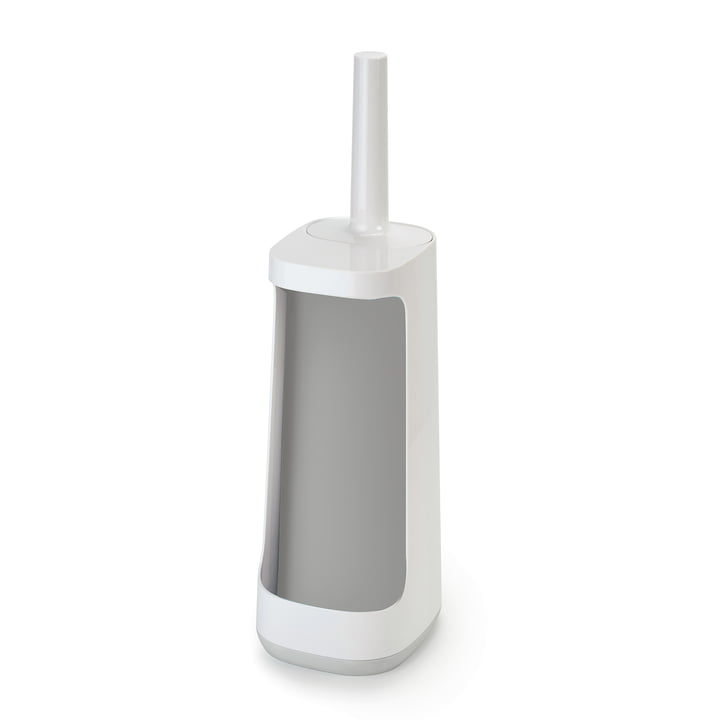 Joseph Joseph - Flex Smart Plus toilet brush, grey (incl. compartment)