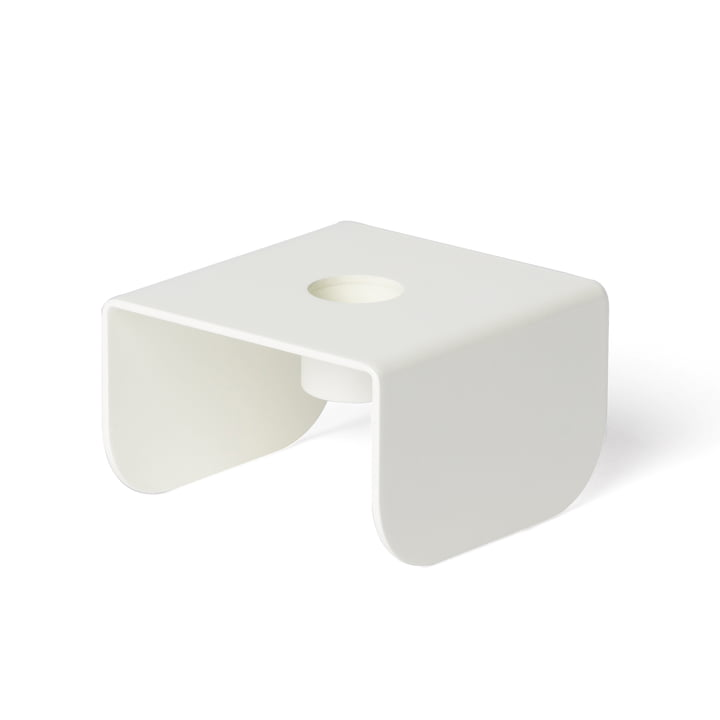 Northern - Brick Candleholder 1, off-white