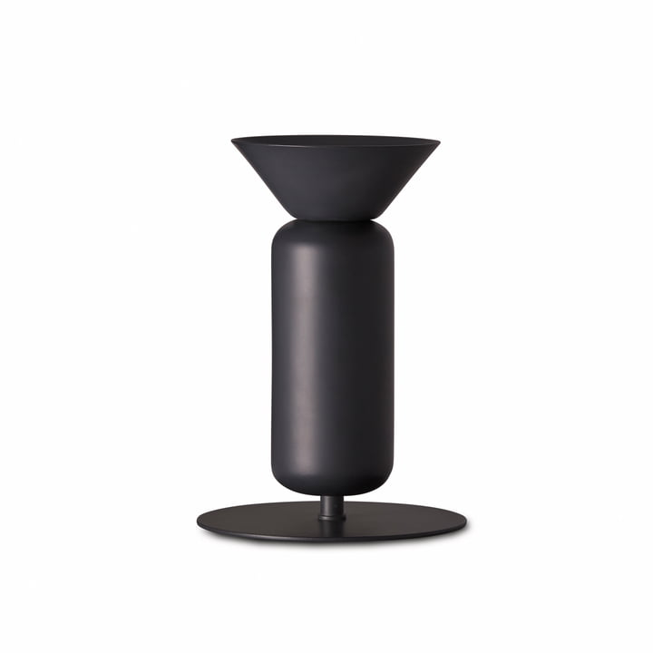 Northern - Poppy Table Oil Lamp skinny, black