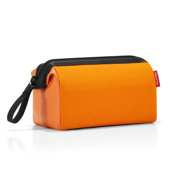 reisenthel - travelcosmetic canvas, orange