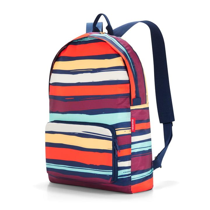reisenthel - mini maxi rucksack, artist stripes