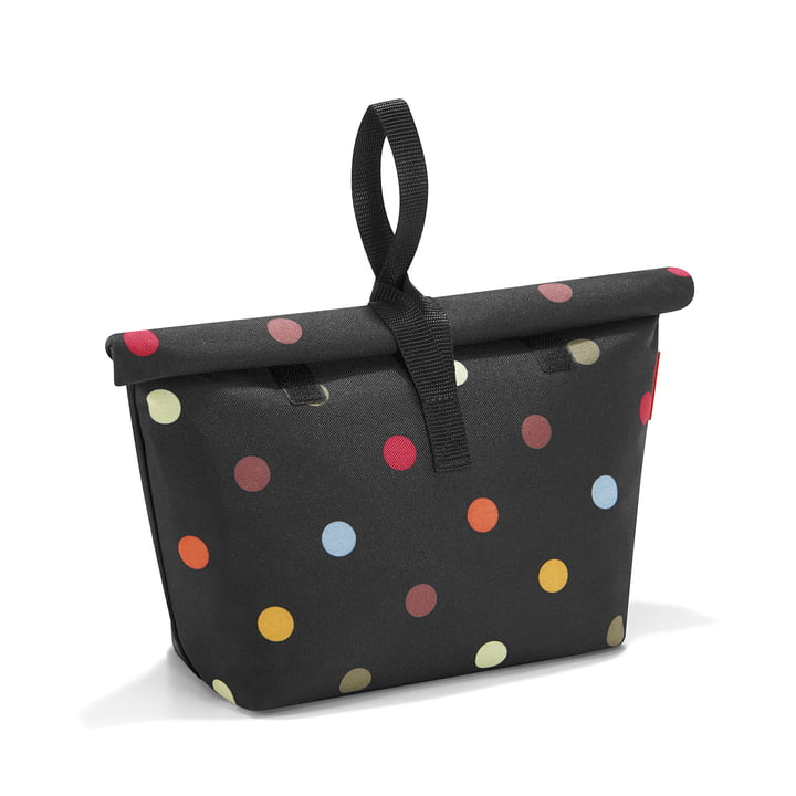fresh lunchbag iso M by reisenthel in dots