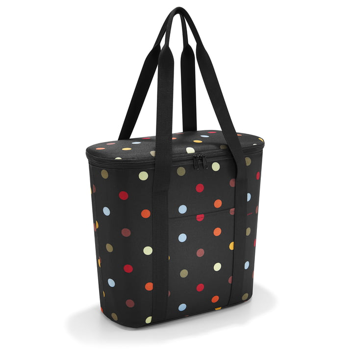 thermoshopper by reisenthel in dots