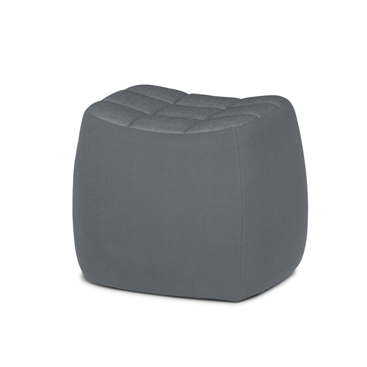 Northern - Yam Pouf small, light grey (Brusvik 05)