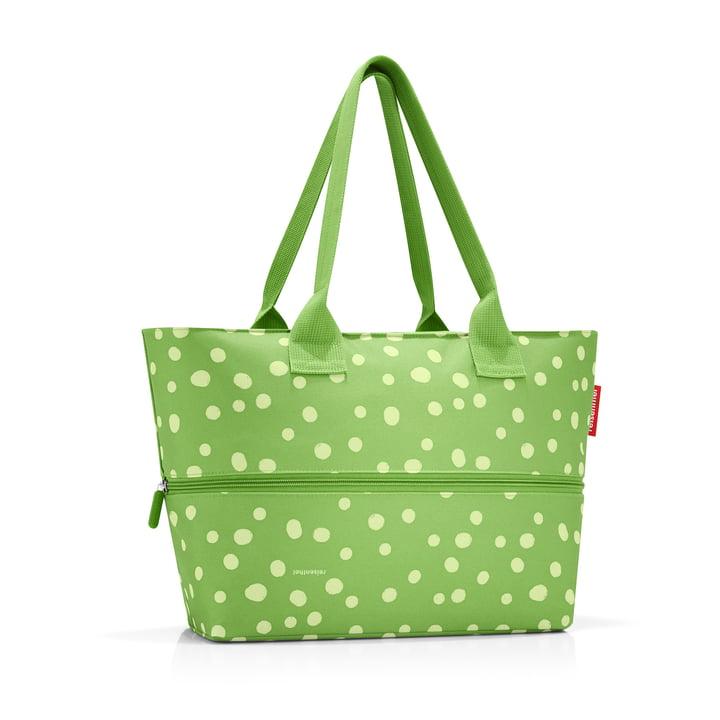 reisenthel - shopper e1, spots green