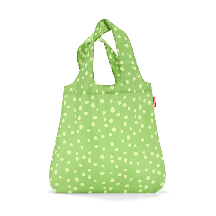 mini maxi shopper by reisenthel in Spots Green