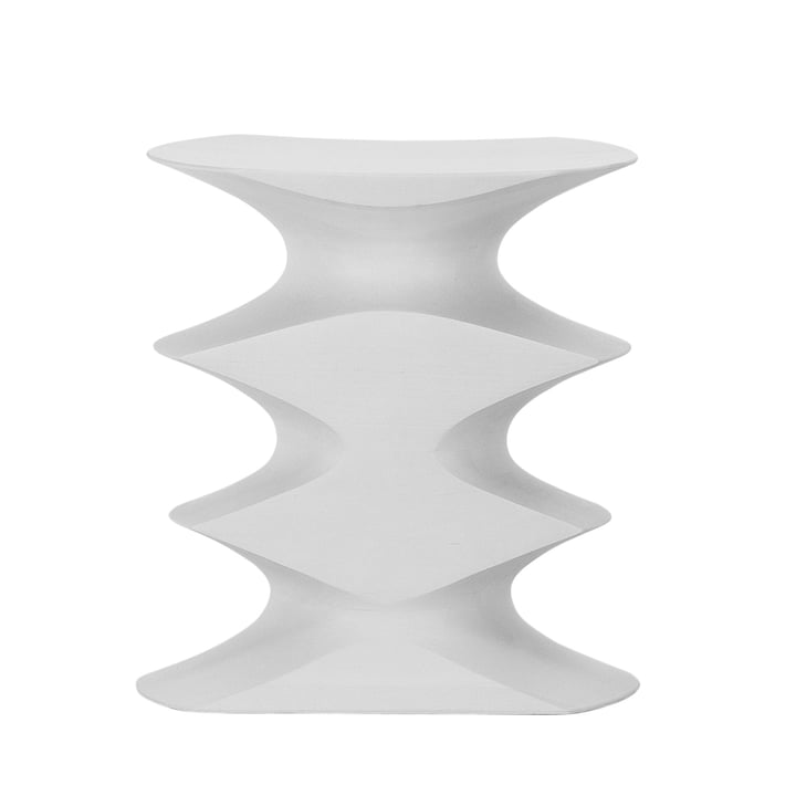 The Vitra - Stool by Herzog & de Meuron in White