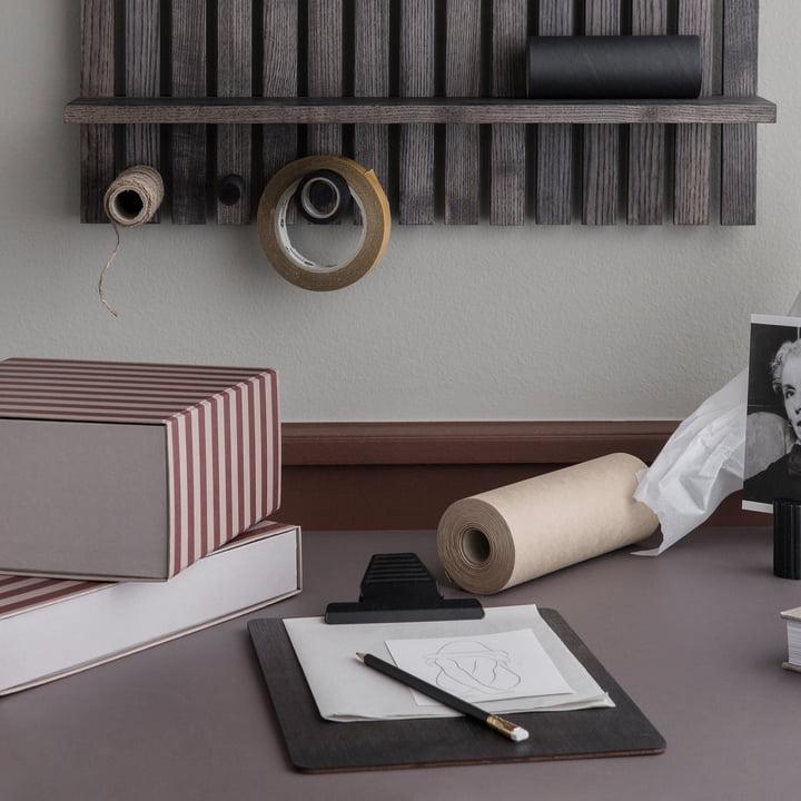 Wooden Multi Shelf by ferm Living