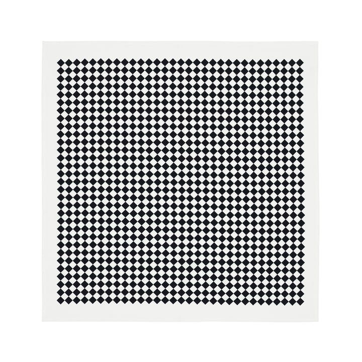 Tablecloth 120 x 120 cm by Vitra in Black