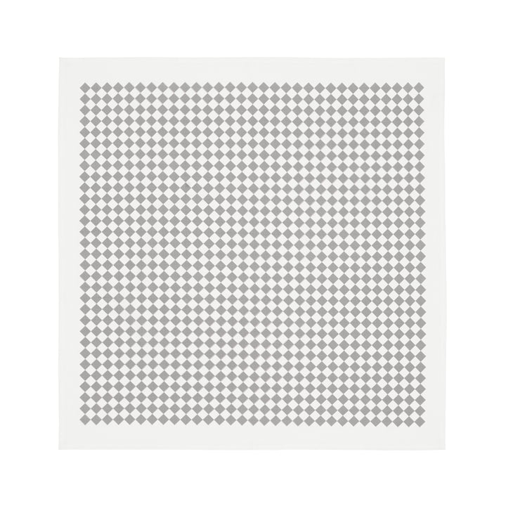 Tablecloth 120 x 120 cm by Vitra in Grey