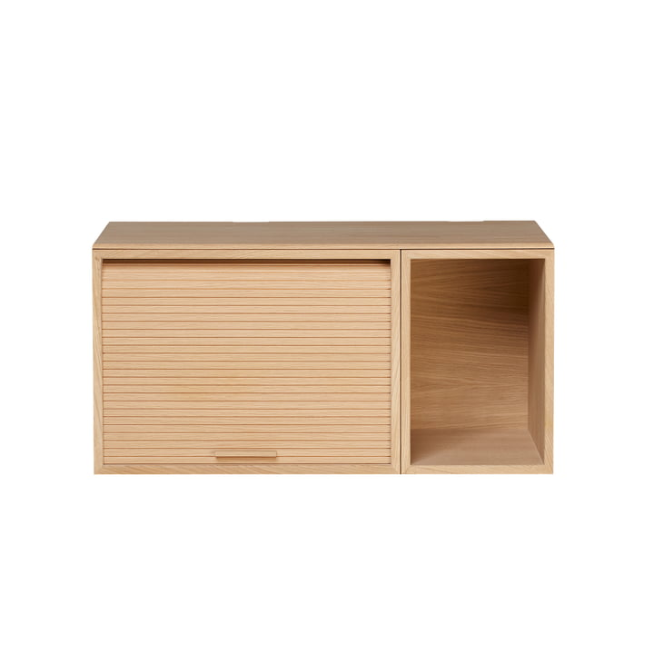 Northern - Hifive 75 Wall Cabinet, oak