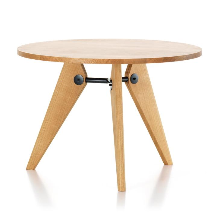 Vitra - Guéridon Dining Table, Ø 105 cm, oiled oak