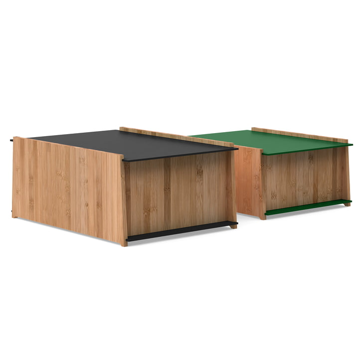 We Do Wood - Chest 1-2 Storage Boxes, bamboo