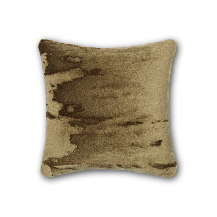 Soft pillow by Tom Dixon in Khaki