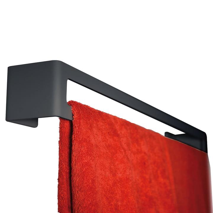 Radius Design - Puro Towel Holder (Wall), black
