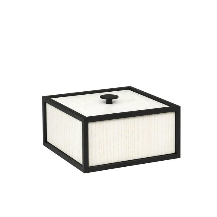 Frame Box 14 by by Lassen in Ash White