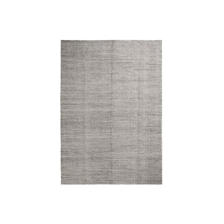 Hay - Moiré Kilim Rug, 140 x 200 cm, Grey