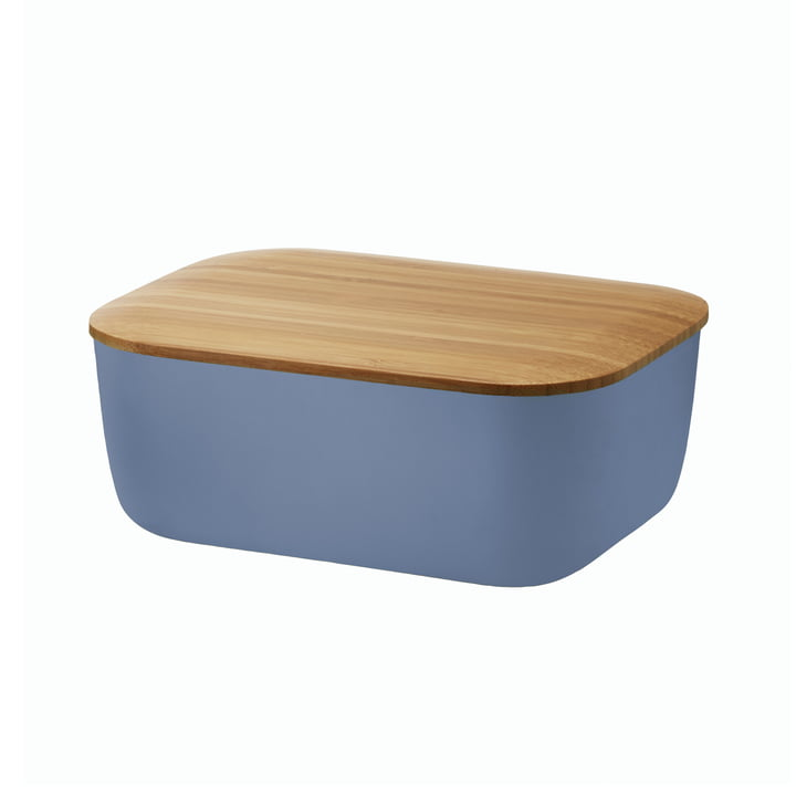 Rig-Tig by Stelton - Box-It Butter Dish, dark blue