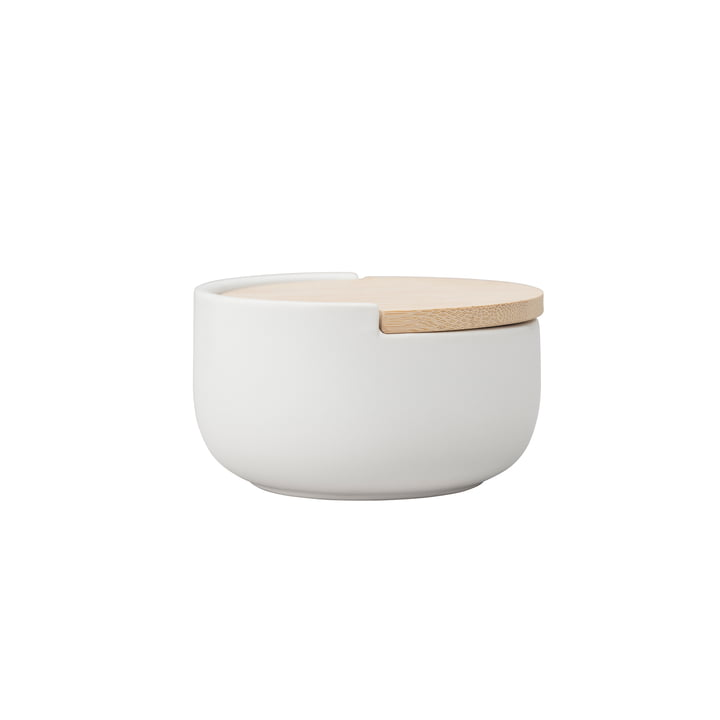 Rig-Tig by Stelton - Loop Salt or Pepper Pot, white