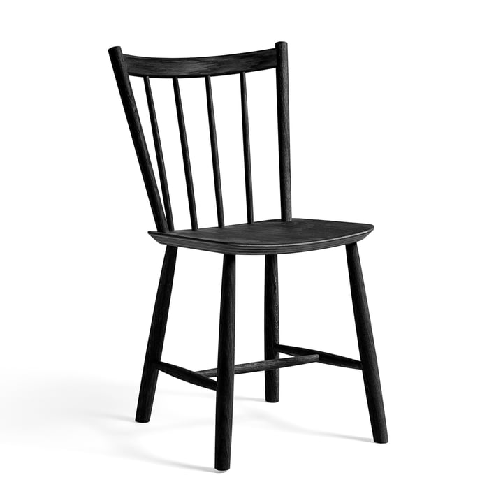 The Hay - J41 Chair, black