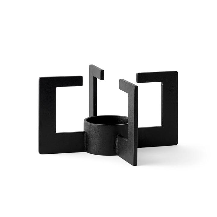 Cast Tea Heater by Menu in Black