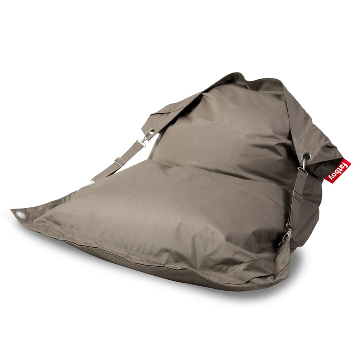 The Fatboy - Buggle-Up Outdoor Beanbag, sandy taupe