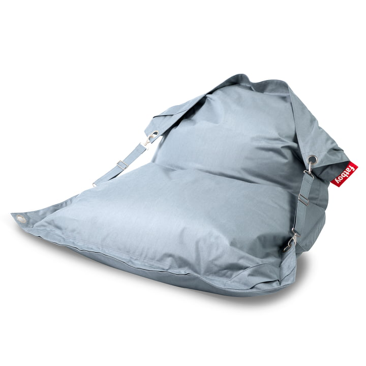The Fatboy - Buggle-Up Outdoor Beanbag, mineral blue