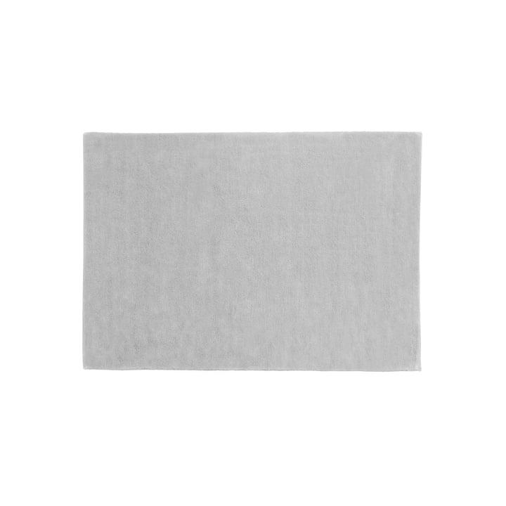 Hay - Raw Rug 2, 140 x 200 cm, light grey