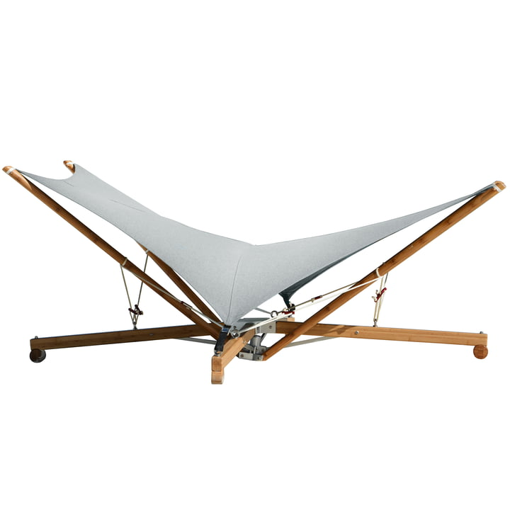 Kajito Sun Lounger by Cacoon with Moon Cover