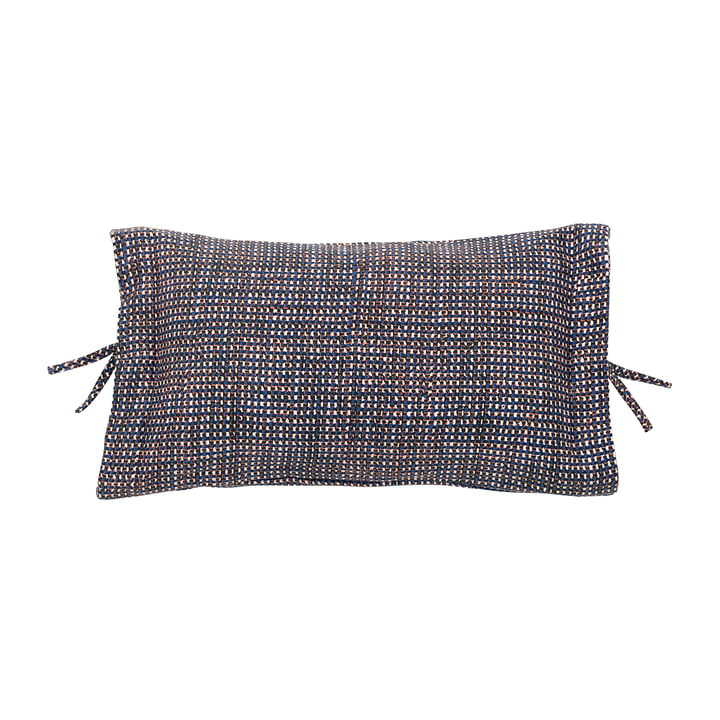 Accent cushion 30 x 60 cm by Muuto in blue